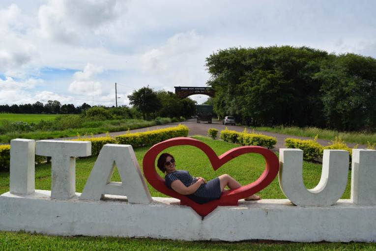 Amigo aqui continua tua terra, Itaqui, Rio Grande do Sul