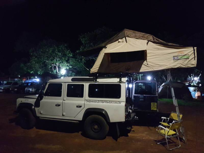 Camping Quebra Anzol, Furnas MG