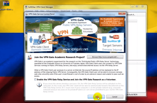 conectar vip free vpn gate softether windows