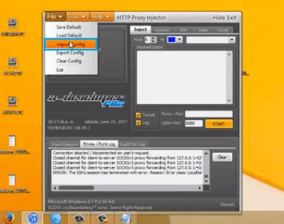 descargar http proxy injector para pc