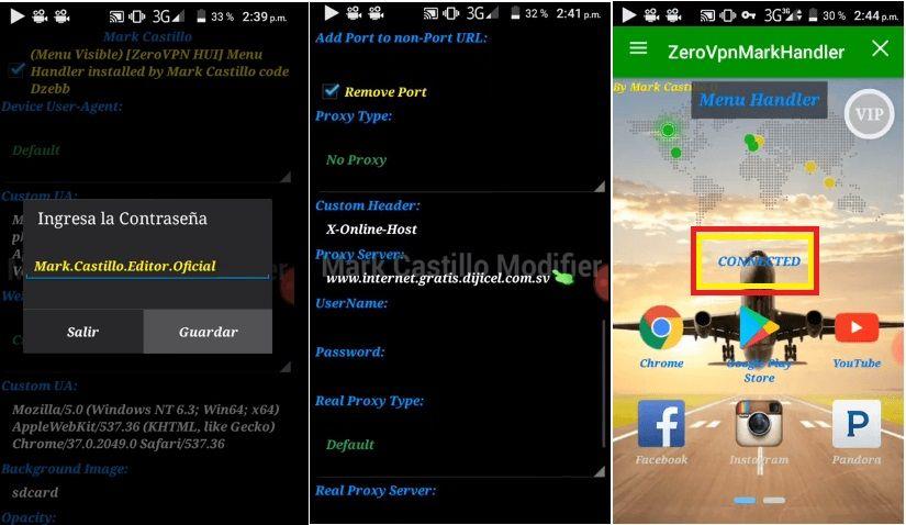 Descargar zero vpn vip apk Android: Para tener internet gratis™️