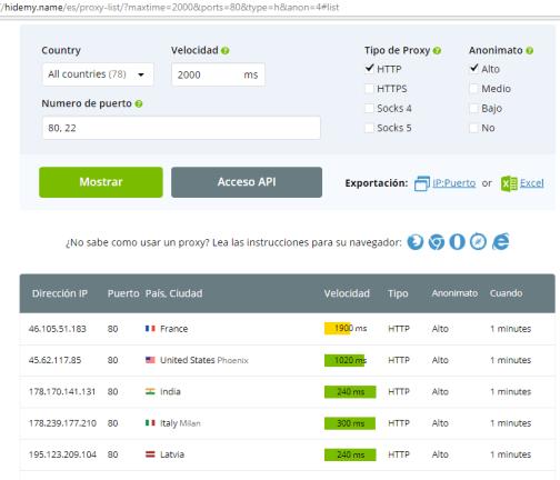 hidemy name proxys y puertos para tweakware vpn mod apk 2017