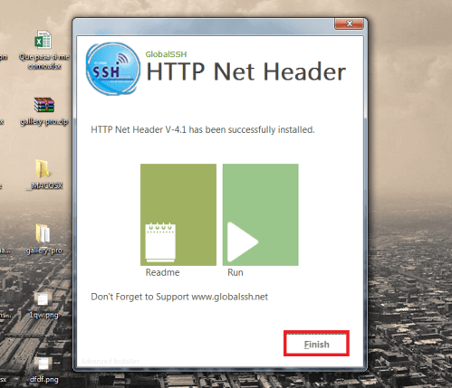 internet ilimitado http net header v4.1