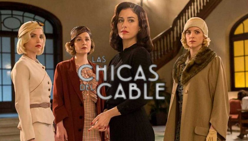 Las chicas del cable MEGA