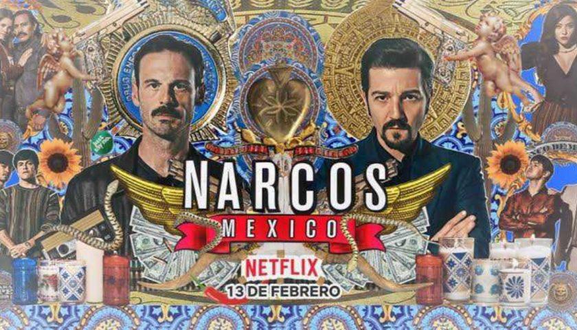 Narcos México Temporada 2 por MEGA