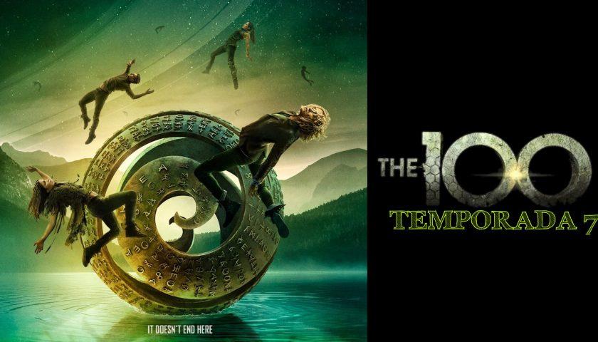 Los 100 Temporada 7 mega