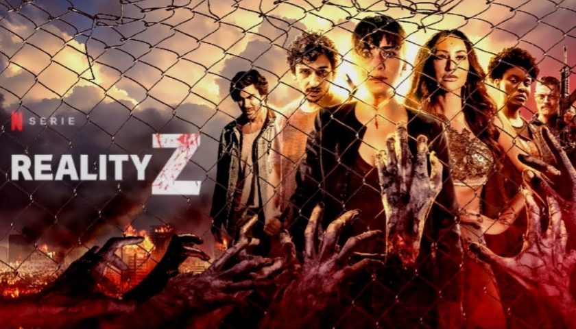 Reality Z (Temporada 1) HD 720p (Mega)