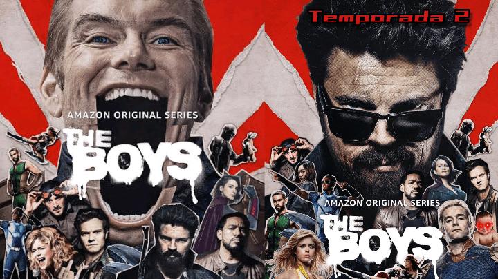 The Boys (Temporadas 1 y 2) HD 720p (Mega)