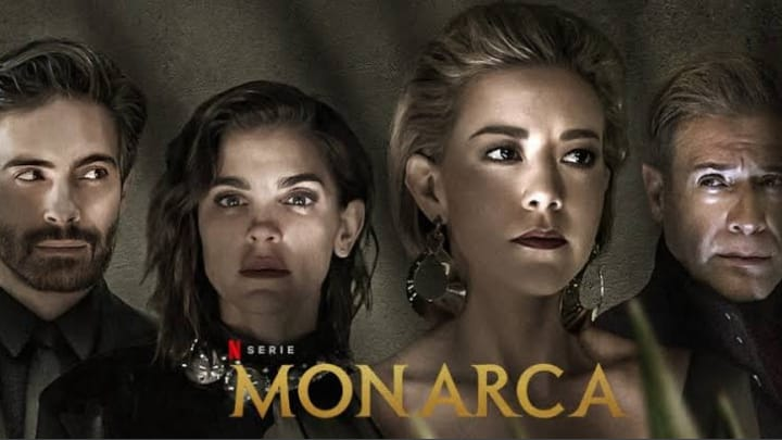 Monarca (Temporada 1-2) HD 720p (Mega)