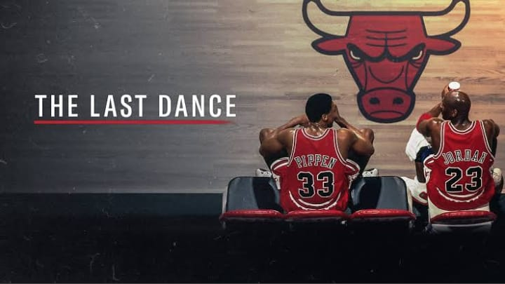 The Last Dance (Temporada 1) HD 720p (Mega)
