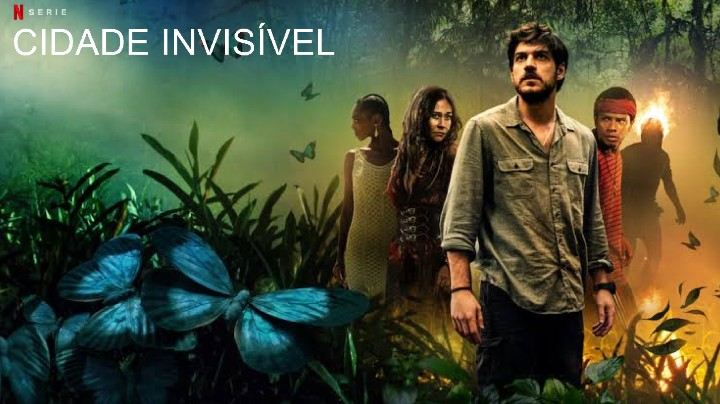 Ciudad invisible (Temporada 1) HD 720p (Mega)