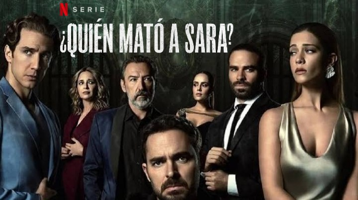 ¿Quién mató a Sara? (Temporada 1) HD 720p (Mega)