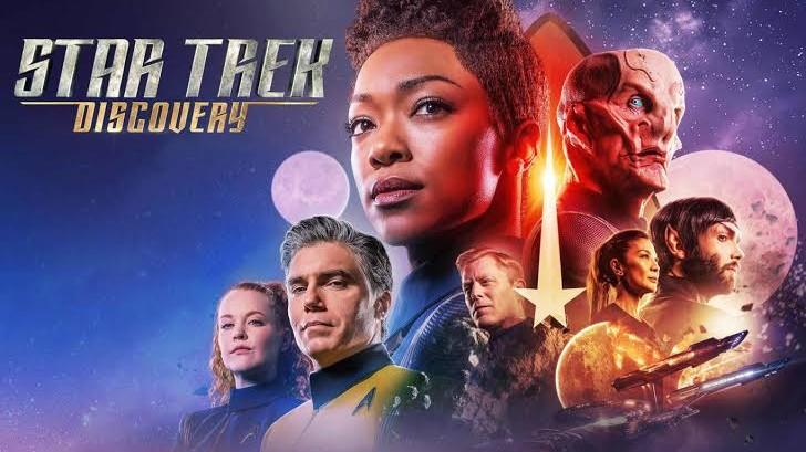Star Trek: Discovery (Temporadas 1-3) HD 720p (Mega)