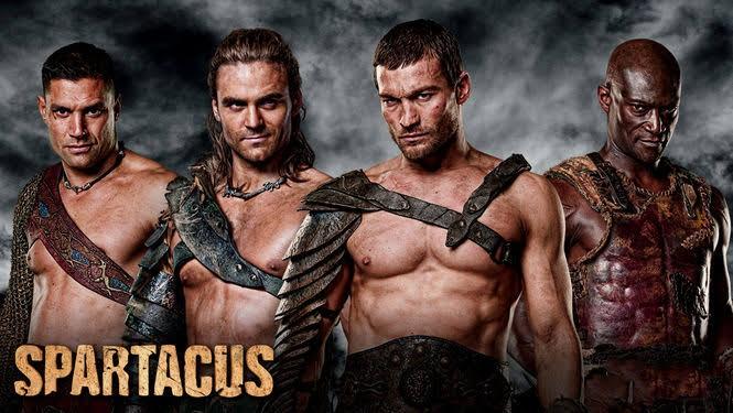 Spartacus (Temporadas 1-4) HD 720p (Mega)
