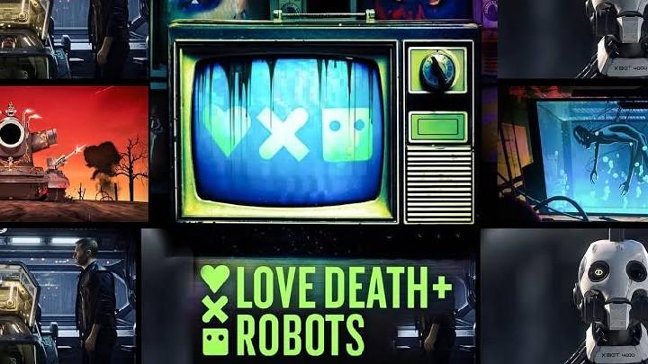 Love, Death & Robots (Temporadas 1 y 2) HD 720p (Mega)
