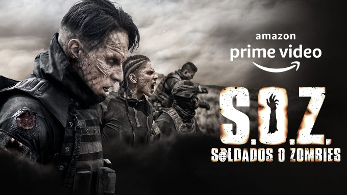 S.O.Z Soldados o Zombies (Temporada 1) HD 720p (Mega)