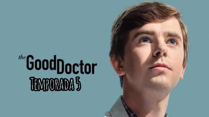 The Good Doctor (Temporada 5) HD 720p (Mega)