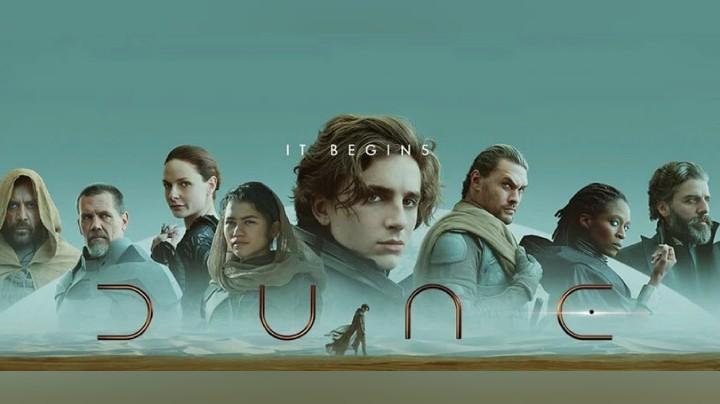 Dune (Película) HD 1080p (Mega)