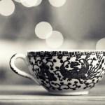 du thé et du temps procrastiné