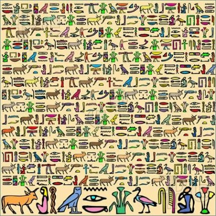 egyptian-hieroglyphics