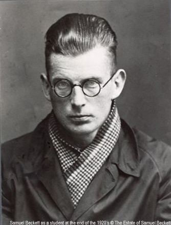 samuel-beckett-young