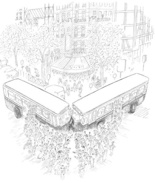 Paris et les parisiens par Sempé