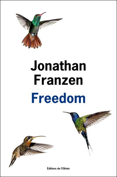 Freedom-Jonathan Franzen-Liberté