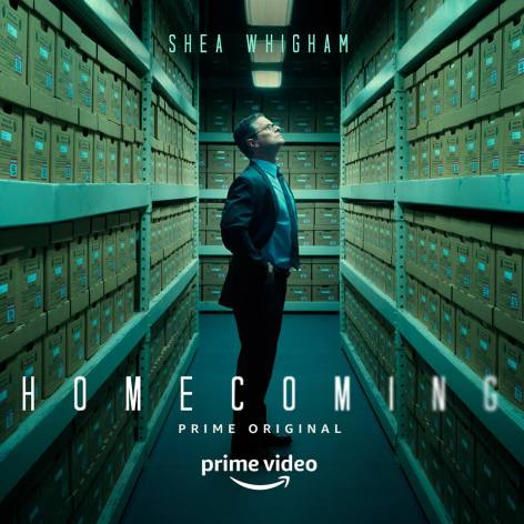 Shea Whigham - Homecoming - Amazon