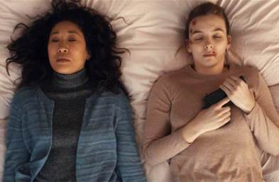 Killing Eve - Eve et Villanelle