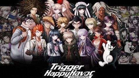 Análisis de Danganronpa: Trigger Happy Havoc ··· Desconsolados