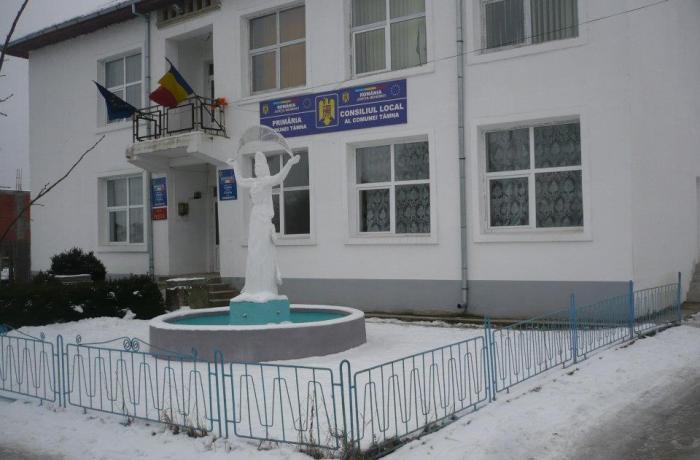 Concurs de recrutare – Primăria comunei Tâmna