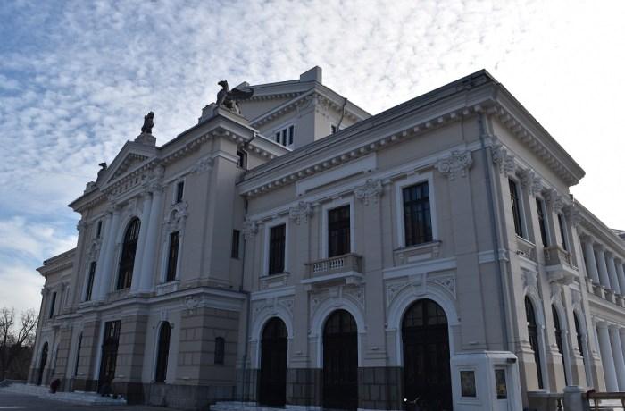 Săptămâna culturală severineană, odată cu inagurarea Palatului Cultural Teodor Costescu în perioada 21-27 februarie