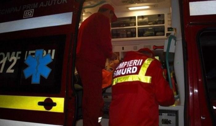 Atenție! Imagini video șocante! Femeie spulberată de un bolid pe bulevardul Tudor Vladimirescu