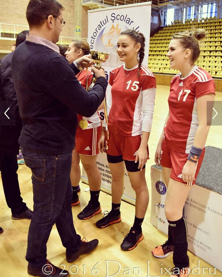 lorena cand s-a calificat la campionatul mondial scolar