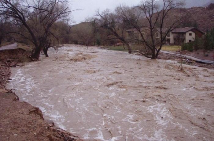 Alertă hidrologică în Mehedinţi. Vezi aici pe ce râuri se aşteaptă o creştere a debitelor.