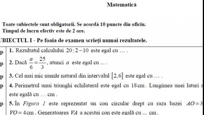 simulare matematica