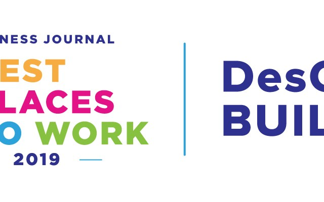 DesCor Awarded Best Places to Work 2019