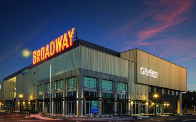 2020 Best Real Estate Projects: Broadway Storage