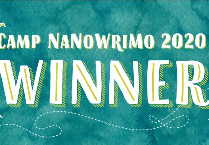Bilan du Camp Nano d'avril 2020