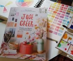 Livre J'ose créer (Marie Boudon)