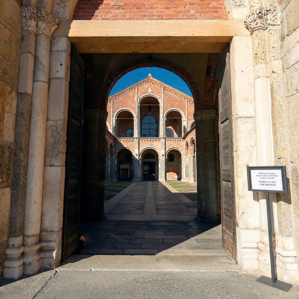 Basílica de Santo Ambrósio