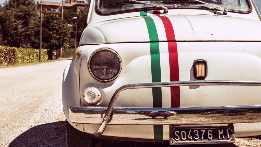 italiano para viagem