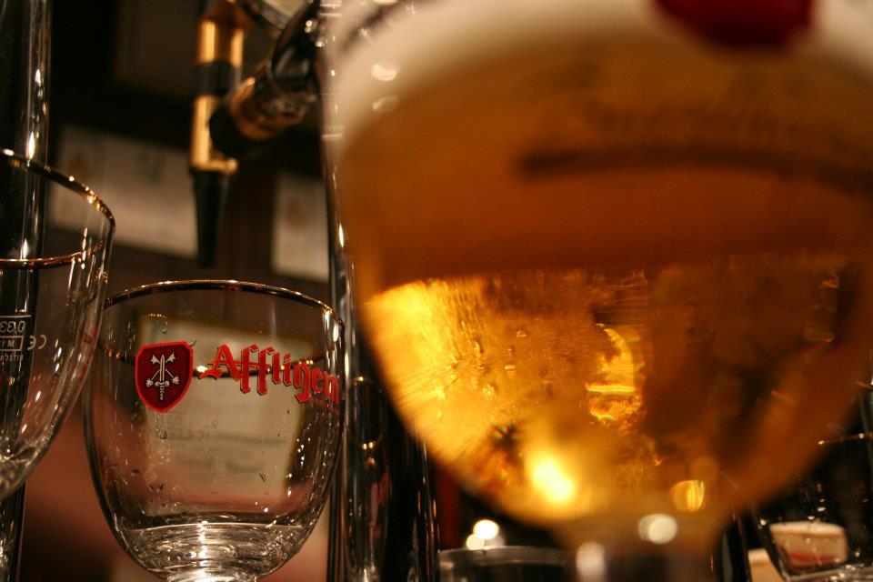 cerveja em Milão