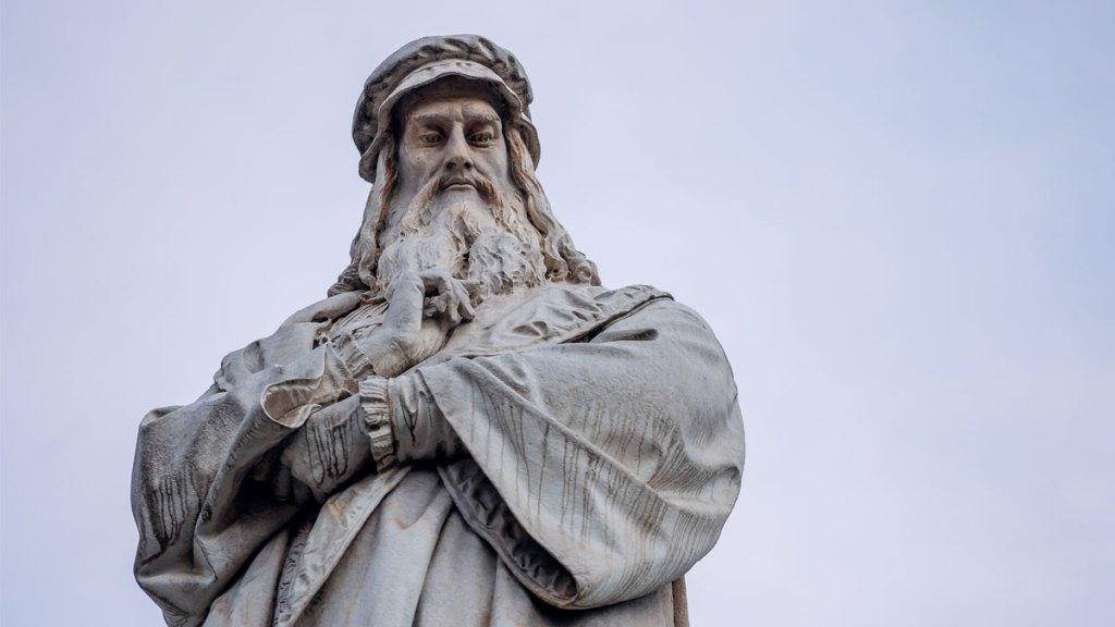 Leonardo da vinci em Milão