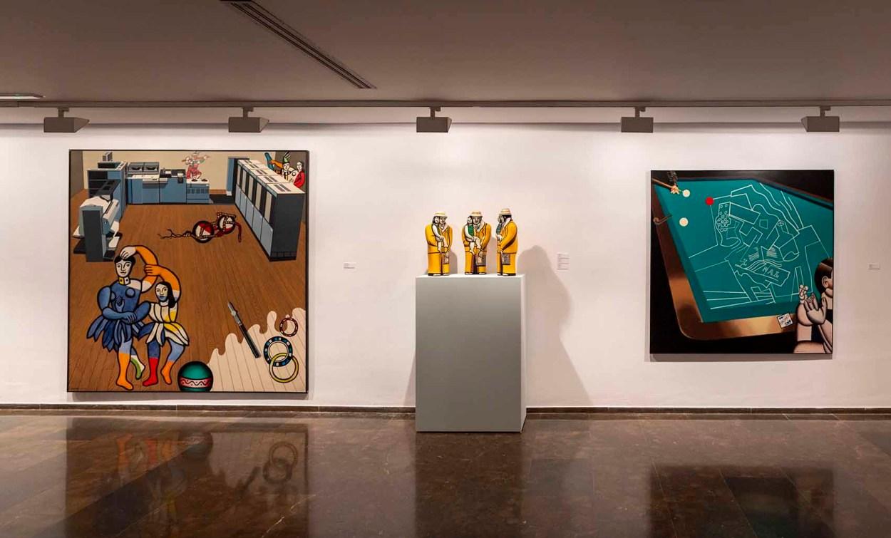 La huella de Fernand Léger 7