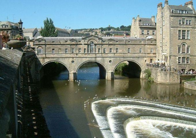 Pulteney bridge Bath