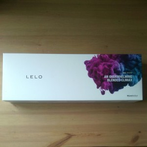Packaging de L'Ina Wave de Lelo