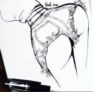 feelme.art dessins erotiques