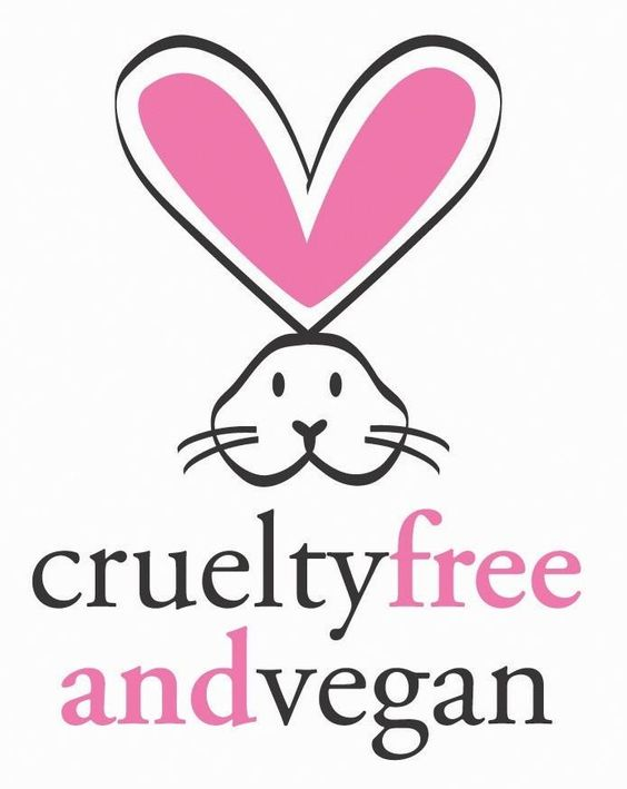 Logo Cruelty free and vegan