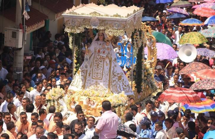procesion merced